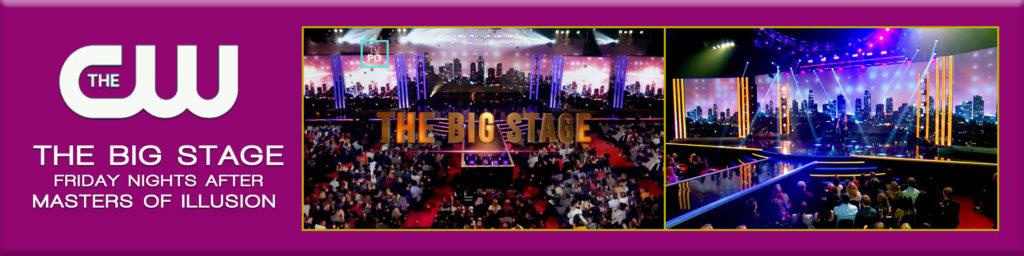 CW Big Stage (Web Promo)